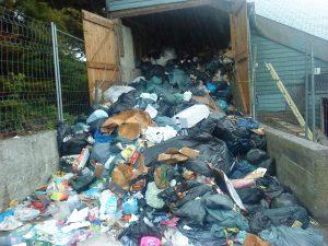 Des déchets, encore