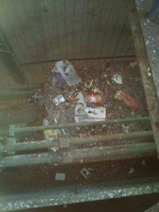 Encore des déchets
