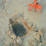 Echantillonnage sédimentaire 2004 sur l'estran bréhatin (www.rebent.org)