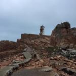 Le piteux état de l'accès à notre phare du Paon