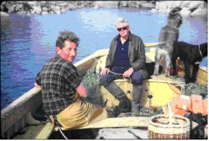 Pierre Bocher et Jean Colin sur Luce Ani
