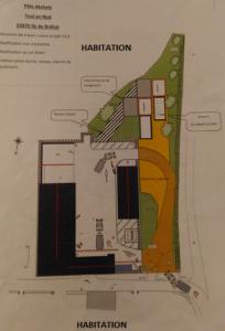 Le plan du projet municipal