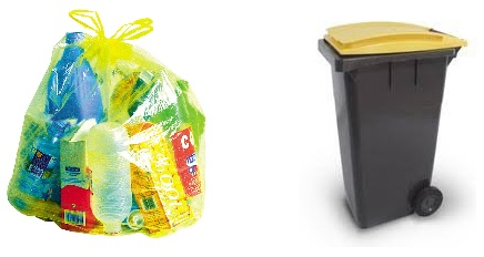 Un sac ou une poubelle, ou les deux !