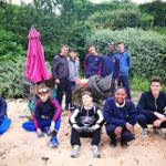 Réflexions sur le nettoyage de l'île